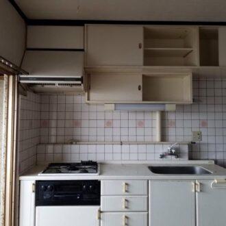 キッチン施工実例